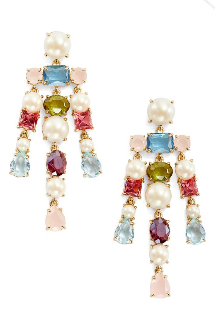 Kate Spade ケイトスペード ア ニュー ヒュー クリスタル ドロップ ピアス A New Hue Crystal Drop Earrings 正規品【ポイント最大43倍!お買物マラソン】
