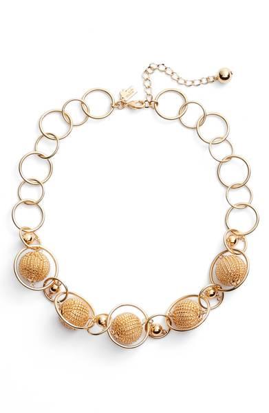 Kate Spade ケイトスペード ビーズ アンド バブル チョーカー ネックレス Beads And Baubles Choker 【ポイント最大43倍!お買物マラソン】