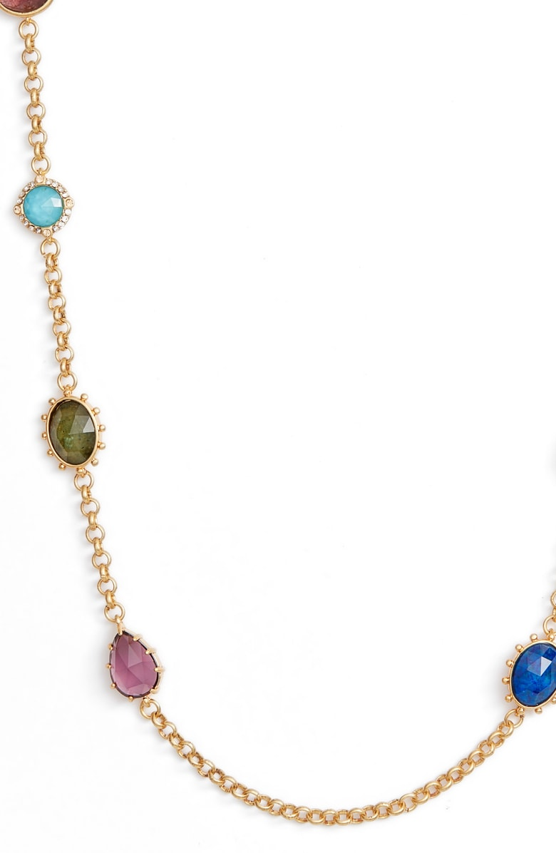 Kate Spade ケイトスペード パーフェクトリー インパーフェクト スキャッター ネックレス Perfectly Imperfect Scatter Necklace 【ポイント最大43倍!お買物マラソン】
