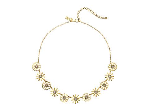 Kate Spade ケイトスペード ゴールデン ガーデン ショート ネックレス Golden Garden Short Necklace 正規品【ポイント最大43倍!お買物マラソン】