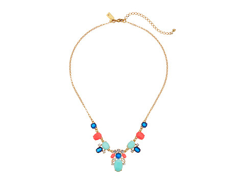 Kate Spade ケイトスペード ジュエル タイル ミニ ネックレス Jeweled Tile Mini Necklace 正規品【ポイント最大43倍!お買物マラソン】
