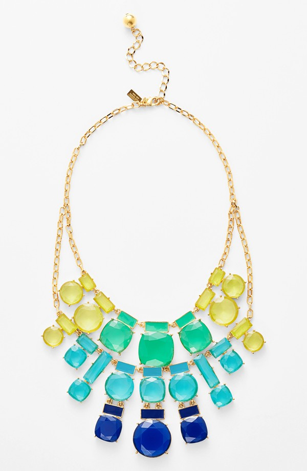 Kate Spade ケイトスペード コーズ ア スター スタートメント ネックレス cause a stir statement necklace 正規品 【ポイント最大43倍!お買物マラソン】