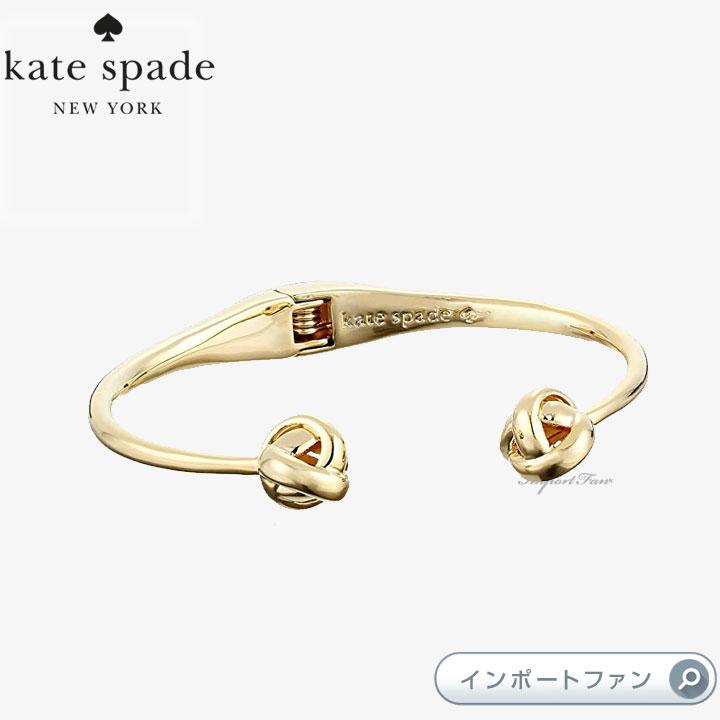 Kate Spade ケイトスペード Dainty スパーカー ノット カフブレス Dainty Sparklers knot cuff 正規品 【ポイント最大43倍!お買物マラソン】