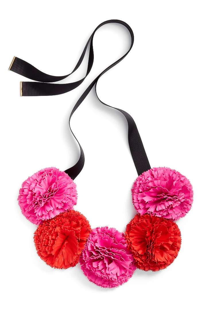 Kate Spade ケイトスペード フィエスタ フローラル ステートメント ネックレス Fiesta Floral Statement Necklace 正規品【ポイント最大43倍!お買物マラソン】