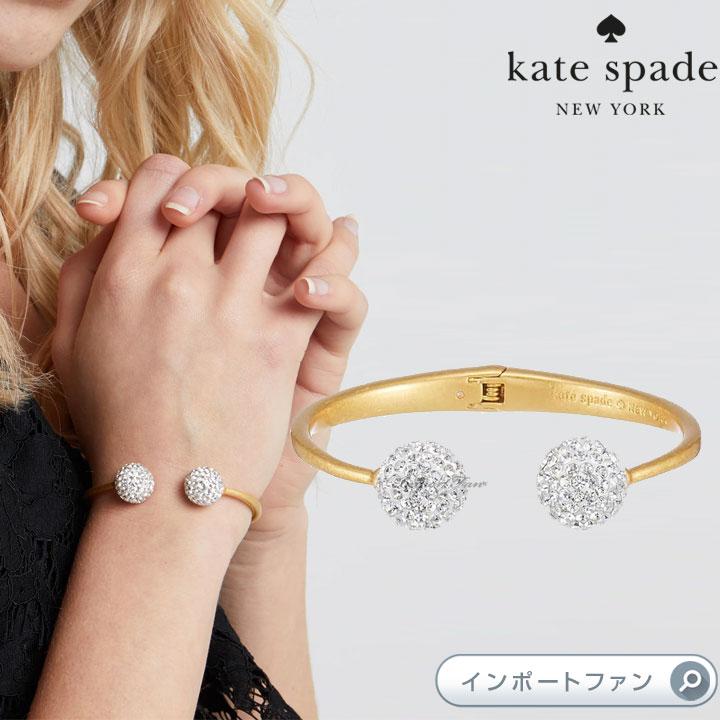 Kate Spade ケイトスペード ラズル ダズル オープン ヒンジ カフ Razzle Dazzle Open Hinged Cuff□