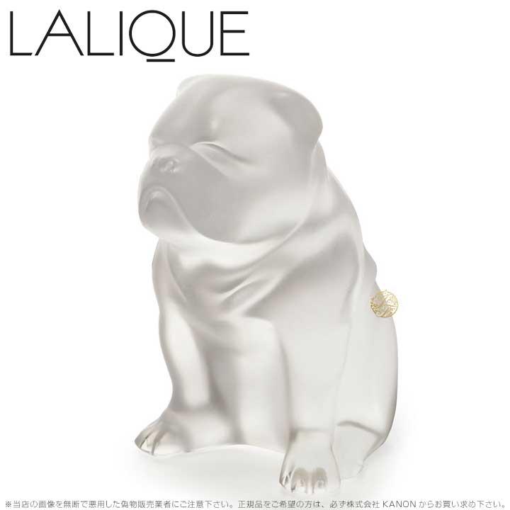ラリック 犬 ブルドッグ クリア 10520200 Lalique Bulldog Sculpture 【ポイント最大43倍!お買物マラソン】