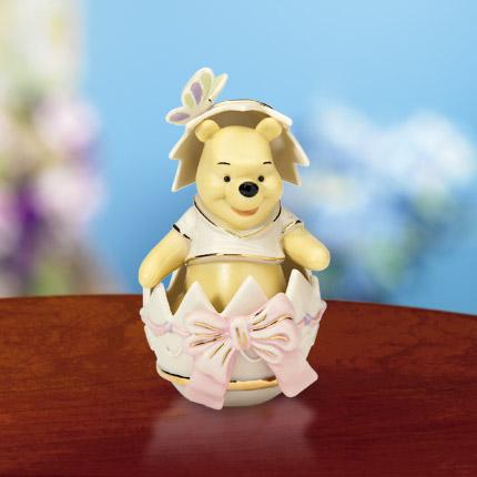レノックス  LENOX くまのプーさん Happy Easter Poohハッピーイースター 1991 【ポイント最大43倍!お買物マラソン】