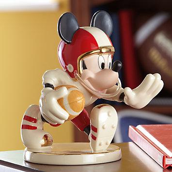 レノックス  LENOX アメフト フィギュア Varsity ディズニー ミッキーマウス 【ポイント最大42倍!お買物マラソン】