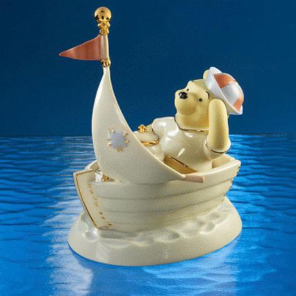 レノックス くまのプーさん 甘い旅 ヨット LENOX A Sweet Journey 779844 【ポイント最大43倍!お買物マラソン】