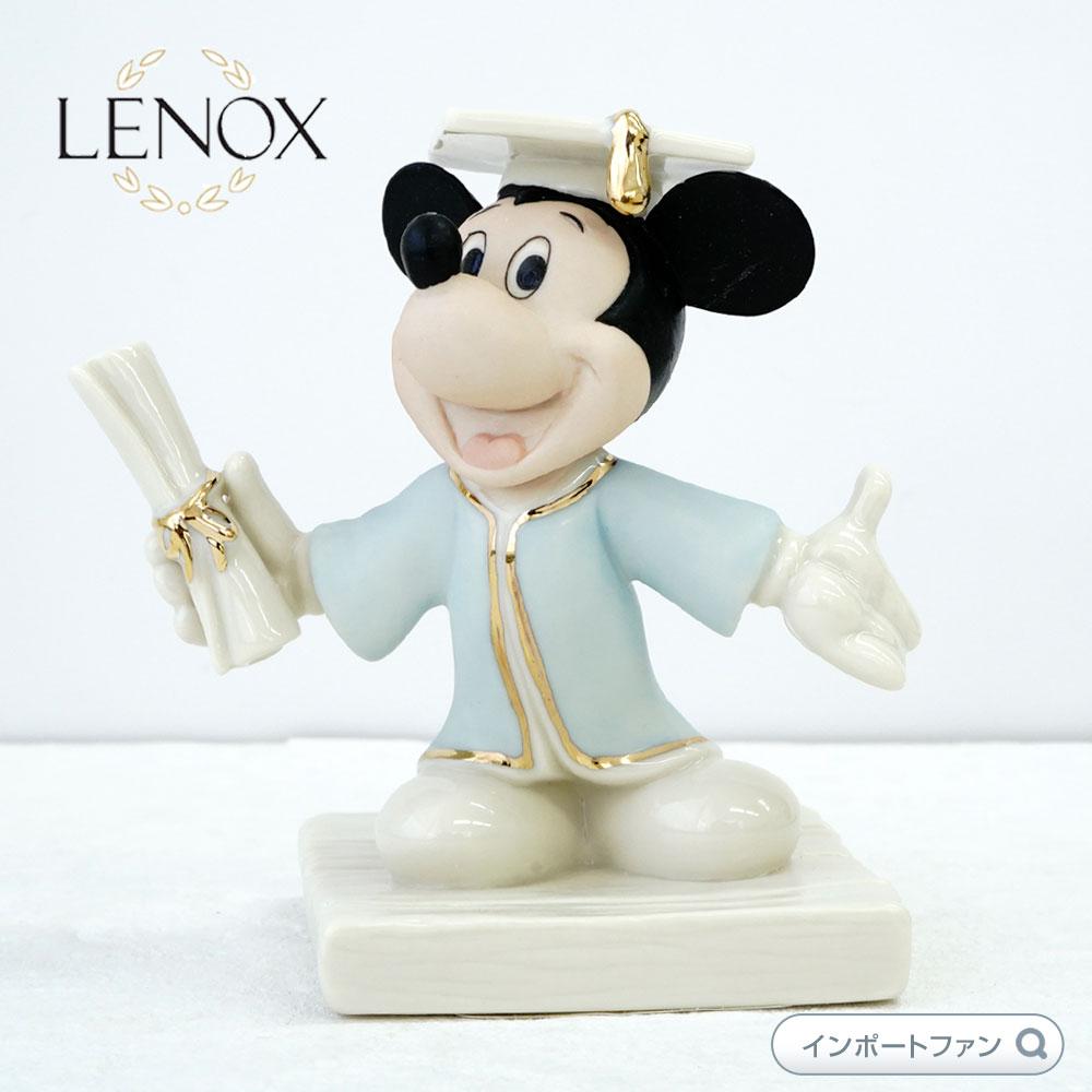 レノックス  LENOX ミッキー&フレンズ Mickey's Graduation Day ミッキーの卒業式  802880 【ポイント最大43倍!お買物マラソン】