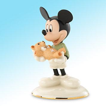 レノックス LENOX クマのぬいぐるみを優しくだっこしているミッキー ミッキー&フレンズ Mickey's Well Wishes 802881 【ポイント最大43倍!お買物マラソン】