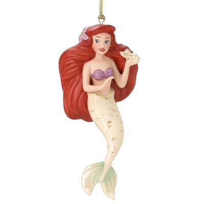 レノックス  LENOX リトルマーメイド Little Mermaid Ariel's Christmas Dream Ornament アリエル オーナメント 804913 【ポイント最大43倍!お買物マラソン】