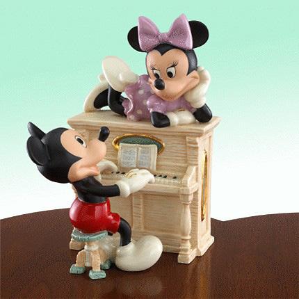 レノックス  LENOX ミッキー&フレンズ Mickey's Musical Melody ミッキー&ミニーのミュージカルメロディ 805140 【ポイント最大43倍!お買物マラソン】