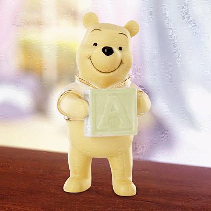 レノックス  LENOX くまのプーさん Abc's With Pooh アルファベットプー 819203 【ポイント最大43倍!お買物マラソン】