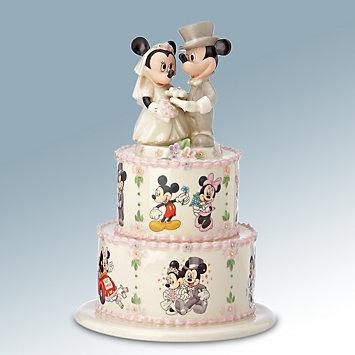 レノックス  LENOX ミッキー&ミニーマウス ウェディングの日 Minnie's Wedding Day Wishes  ディズニー ミッキーマウス 【ポイント最大42倍!お買物マラソン】