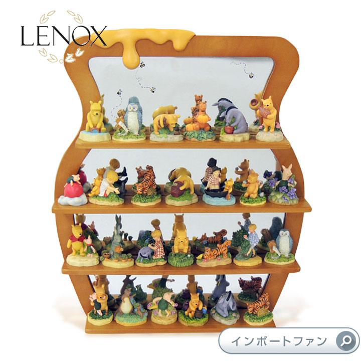 レノックス  LENOX くまのプーさんの貴重な廃盤作品 Lenox Winnie The Pooh Timble Collection プーさんティンバーコレクション 限定1セット!【あす楽】 【ポイント最大43倍!お買物マラソン】