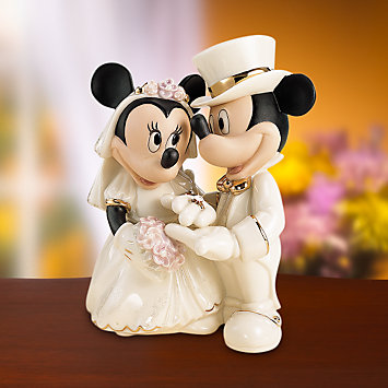 レノックス ミッキー ミニー 夢の結婚式 ドリームウェディング LENOX Dream Wedding 6130785 ディズニー ミッキーマウス ミニーマウス 【ポイント最大43倍!お買物マラソン】