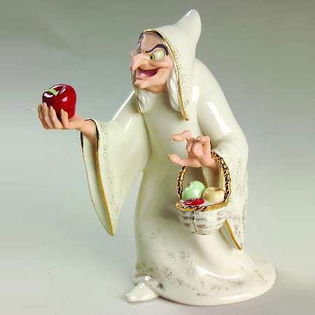 レノックス  りんごはいらんかね? Try an Apple ディズニー 白雪姫 【ポイント最大42倍!お買物マラソン】