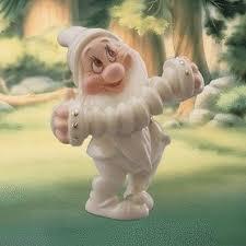 レノックス 7人の小人 バッシュフル(てれすけ) Bashful ディズニー 白雪姫 【ポイント最大43倍!お買物マラソン】