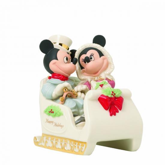 レノックス  LENOX ミッキー&ミニーマウス ウィンターワンダーランド Winter Wonderland ディズニー ミッキーマウス 【ポイント最大43倍!お買物マラソン】