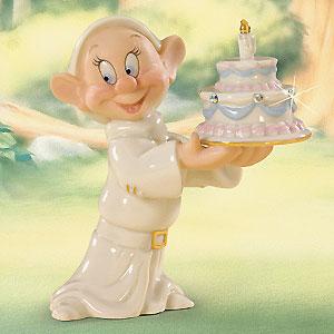 レノックス  LENOX ドーピー(おとぼけ)の誕生日 Dopey's Birthday Wish ディズニー 白雪姫と7人のこびと 【ポイント最大43倍!お買物マラソン】
