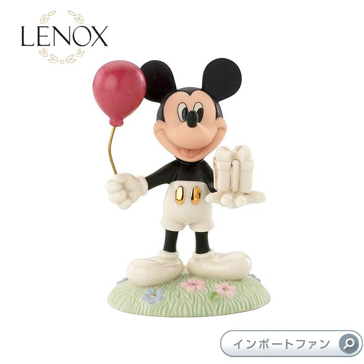レノックス バースデー ギフト 誕生日 LENOX Birthday Gift ディズニー ミッキーマウス 【ポイント最大43倍!お買物マラソン】