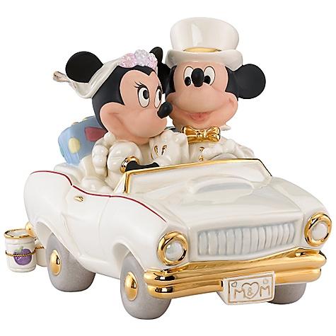 レノックス ミッキー&ミニー ハネムーン LENOX Minnies Dream Honeymoon Mickey and Minnie ディズニー ミッキーマウス ミニーマウス □