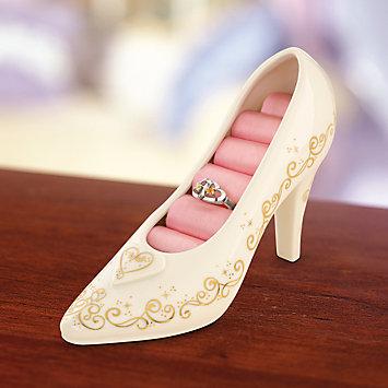 レノックス  シンデレラの靴 リングホルダー LENOX Cinderella Slipper Ring Holder ディズニー シンデレラ □
