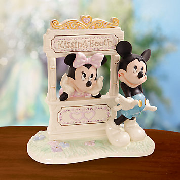 レノックス  LENOX ミッキーへのキス Kisses for Mickey ディズニー ミッキーマウス 【ポイント最大43倍!お買物マラソン】