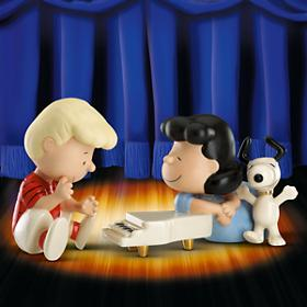 レノックス シュローダーの再演 ルーシー スヌーピー LENOX Peanuts, Play It Again Schroeder ピアノ ピーナッツ【ポイント最大43倍!お買物マラソン】