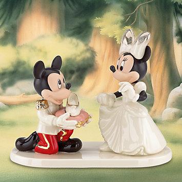 レノックス  LENOX ミニーの王子様 チャーミング Minnie's Prince Charming ディズニー シンデレラ 【ポイント最大43倍!お買物マラソン】