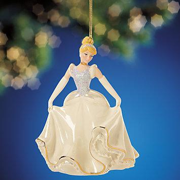 レノックス  LENOX シンデレラのイブニングオーナメント Cinderella's Enchanted Evening Ornament ディズニー 【ポイント最大43倍!お買物マラソン】