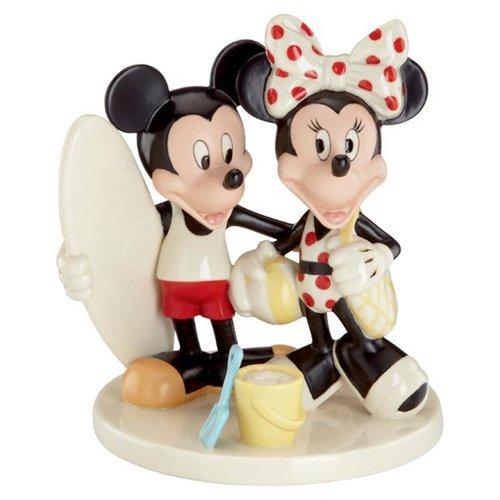 レノックス ミッキーとミニー 太陽の下のお楽しみ サーフィン 夏 LENOX Mickey & Minnie's Fun In The Sun ディズニー ミッキーマウス 【ポイント最大43倍!お買物マラソン】