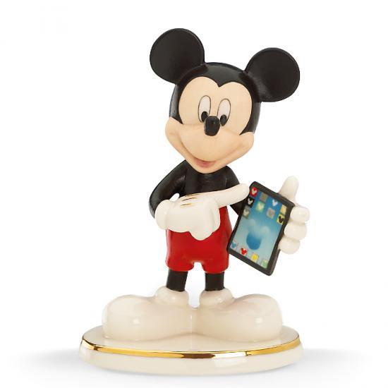 レノックス  LENOX  ミッキー サイバーチャット  Disney Cyber Chat with Mickey ディズニー ミッキーマウス 【ポイント最大43倍!お買物マラソン】