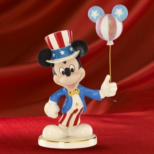 レノックス  LENOX  ミッキー アメリカーナミッキー  Disney Americana Mickey ディズニー ミッキーマウス □