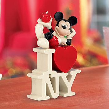 レノックス  LENOX  アイラブニューヨーク ビッグ・アップル the Big Apple ディズニー ミッキーマウス □