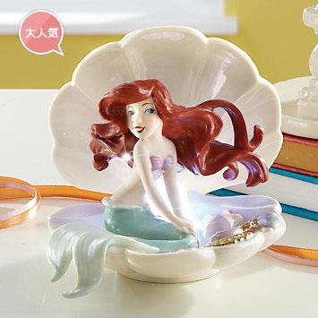 レノックス  LENOX アリエルの光る宝物 Ariel's Gleaming Treasure ディズニー リトル・マーメイド □