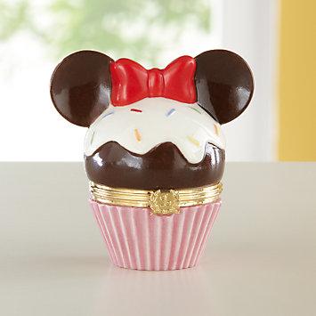 レノックス  LENOX ミニーカップケーキ トレジャーボックス Minnie Cupcake Treasure Box ディズニー ミッキーマウス 【ポイント最大43倍!お買物マラソン】