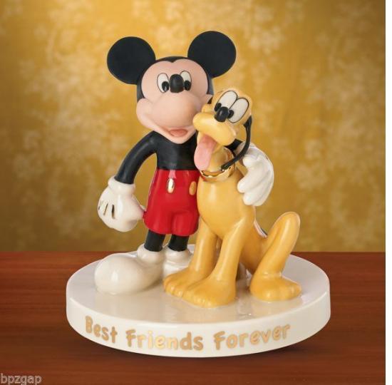 レノックス  LENOX  ミッキー&プルート ベストフレンド Disney Mouses Best Friend ディズニー ミッキーマウス プルート 【ポイント最大43倍!お買物マラソン】
