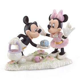 レノックス ミッキー&ミニー イースター ハント LENOX Disney Mickeys Easter Hunt ディズニー ミッキーマウス ミニーマウス 【ポイント最大43倍!お買物マラソン】