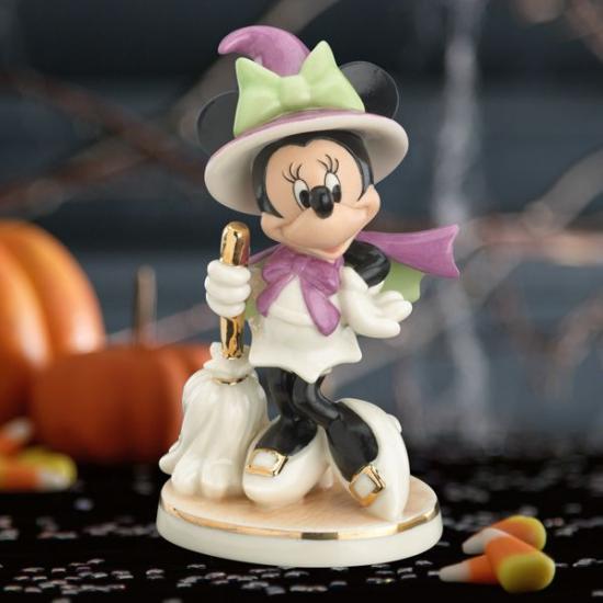 レノックス ミニー 魔女 LENOX Disney Bewitching Minnie ディズニー ミニーマウス ハロウィン 【ポイント最大43倍!お買物マラソン】