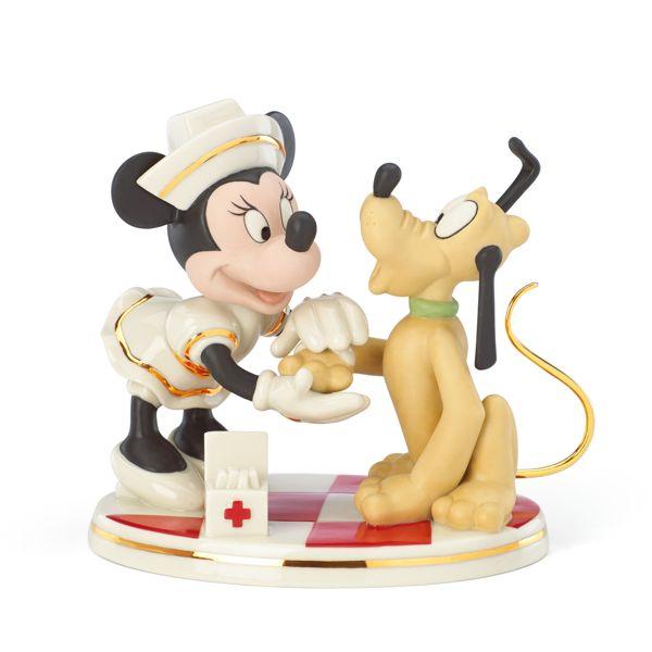 レノックス  LENOX  ミニー&プルート ナース  Disney Nurse Minnie ディズニー ミ二ーマウス プルート 【ポイント最大42倍!お買物マラソン】