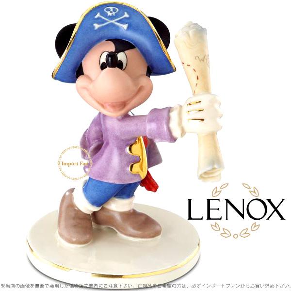 レノックス ディズニー ミッキー ミッキーマウス 海賊 lx843558 LENOX Disney's Ahoy Mickey □