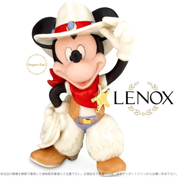 レノックス ディズニー ミッキー ミッキーマウス ロデオ lx843562 LENOX Disney's Rodeo Mickey 【ポイント最大43倍!お買物マラソン】