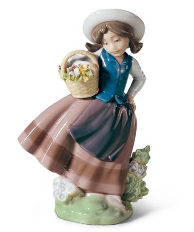 リヤドロ 甘い花の香り 01005221 LLADRO 【ポイント最大43倍!お買物マラソン】