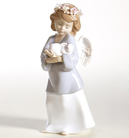 リヤドロ 天使の宝もの 01006856 LLADRO クリスマス 天使 【ポイント最大43倍!お買物マラソン】