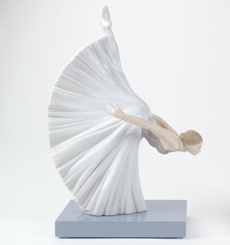 リヤドロ ジゼル 恋する踊り子 LLADRO 01008474 バレエ バレリーナ 【ポイント最大43倍!お買物マラソン】