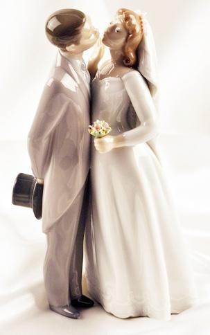 リヤドロ 誓いのキス 01006620 LLADRO ブライダルギフトや結婚祝いに 【ポイント最大43倍!お買物マラソン】