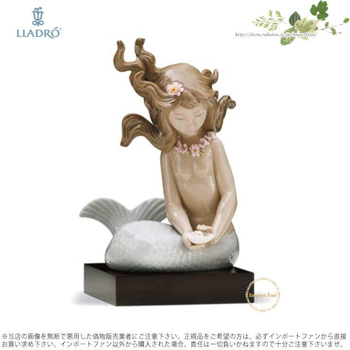 リヤドロ 人魚の像 ミラージュ 01001415 LLADRO MIRAGE 【ポイント最大43倍!お買物マラソン】