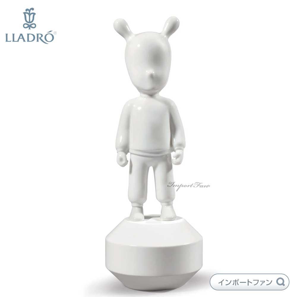 リヤドロ ザ・ホワイト・ゲスト・リトル 01007732 LLADRO THE WHITE GUEST-LITTLE 【ポイント最大42倍!お買物マラソン】